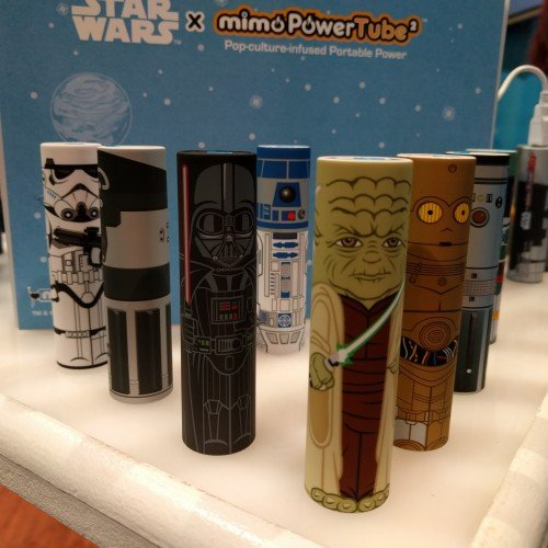 In a place far far away, at CES 2016 there was Mimoco and Star Wars
