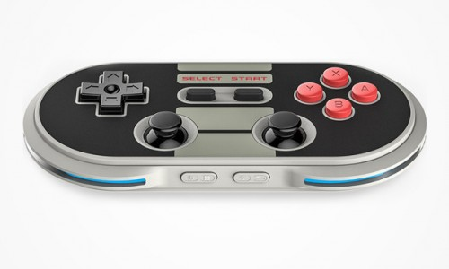 [Deal] Channel your old-school gamer with the NES30 Pro Bluetooth Game Controller