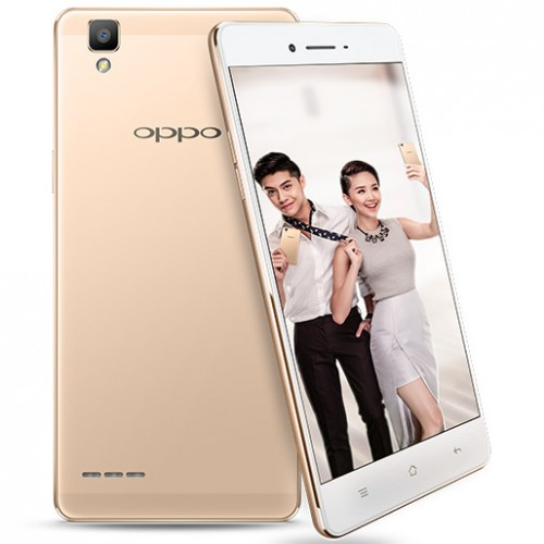 Oppo announces the F1 with a metal body and 3GB RAM available for preorder for $249