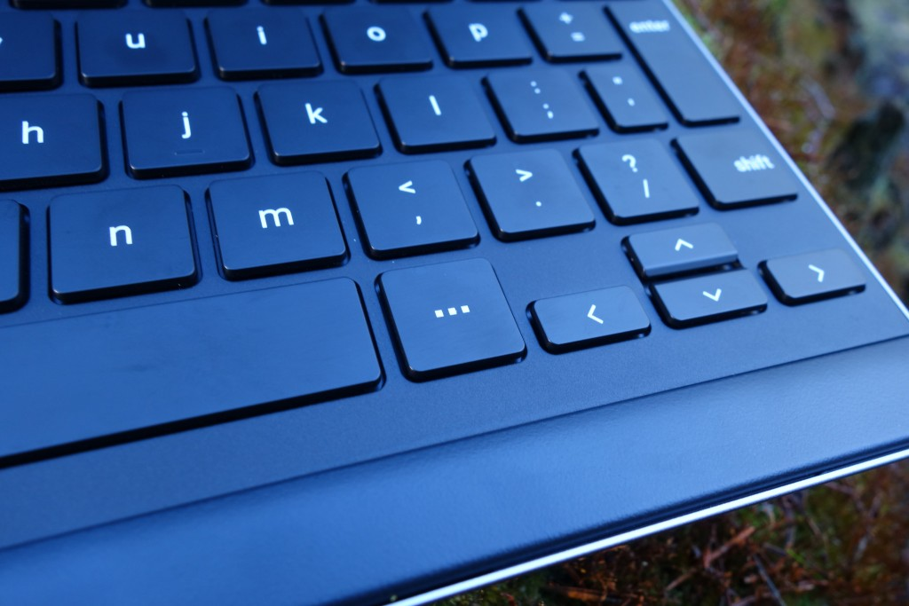Google included a Hotkey button for a shortcut to the symbol keys on the virtual keyboard.