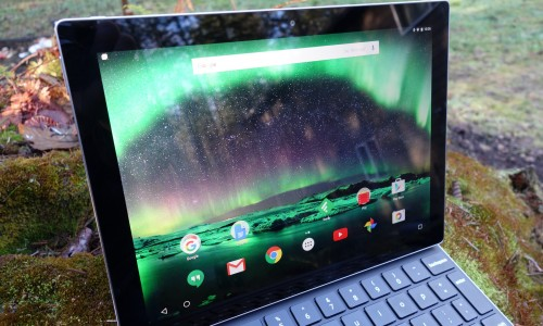 Google Pixel C tablet review: Out with the Nexus, in with the Pixel