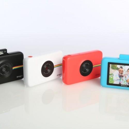 CES 2016: Polaroid Snap Plus instant print Camera