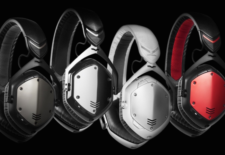 From left to right: Gunmetal, Phantom Chrome, White Silver, Rouge