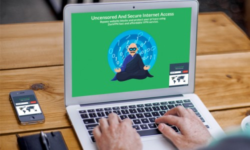 [Deal] Use ZenVPN to keep your information private for only $25
