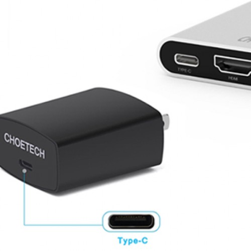 Check out some of these USB C cables and accessories from Choetech