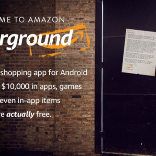 What the hell is Amazon Underground anyway? Here's our complete guide to Amazon's powerful app