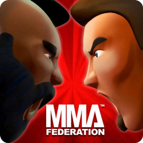 Looking for a new fun game? Compete in epic MMA Fights with MMA Federation available now