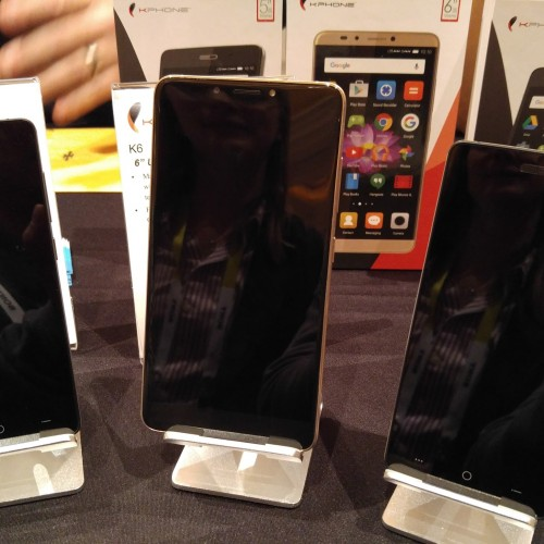 Liking the unlocked phone movement? Check out the new KPhone K5+ and K6