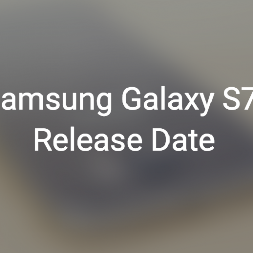 Samsung Galaxy S7 could be launching sooner than expected