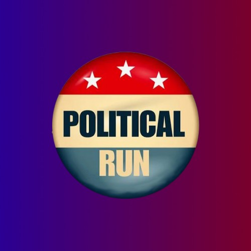 Political Run campaigns for your votes in the Play Store