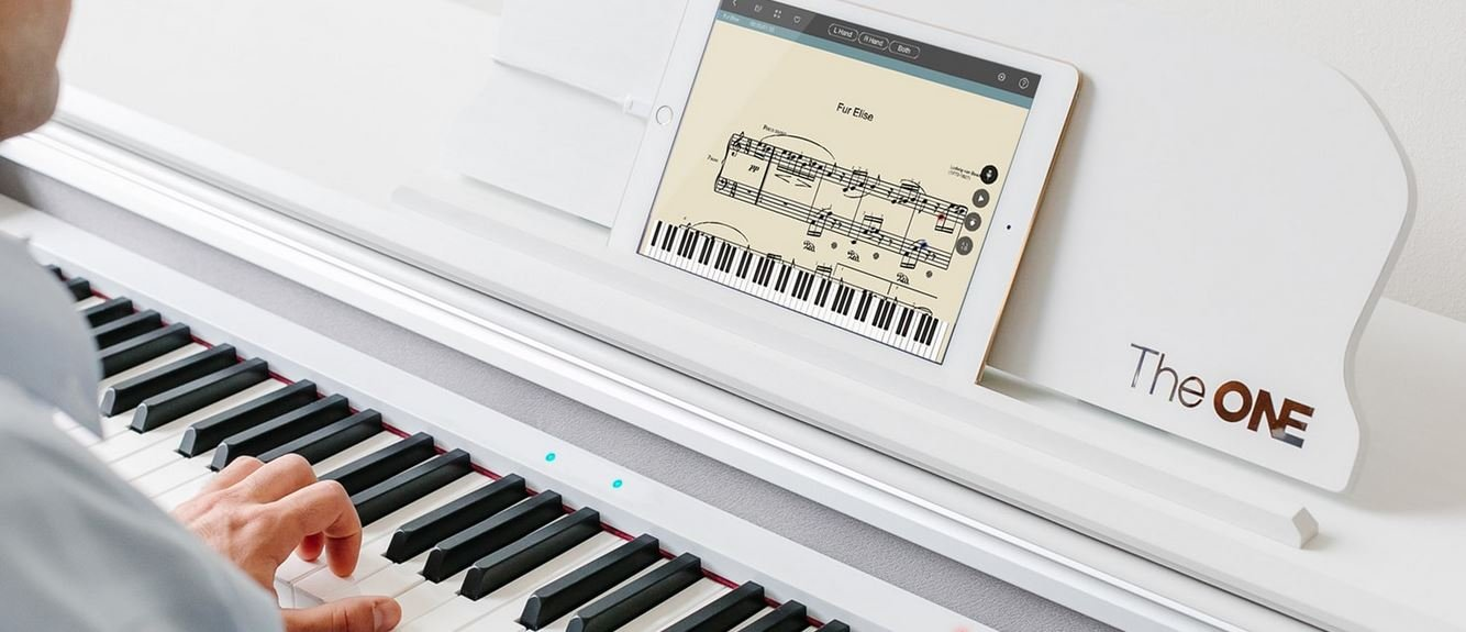 the one piano