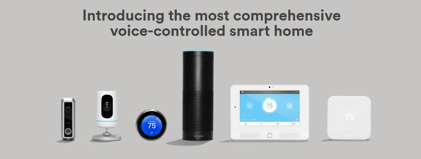 Vivint Brought The Most Comprehensive Smart Home Kit To
