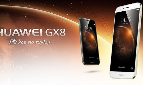 The $350 Huawei GX8 is now available for purchase