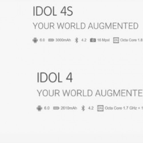 Successor to the Alcatel Idol 3 leaks in support documents
