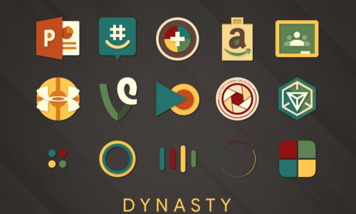Dynasty Icon Pack (Beta) – A Gorgeous Blast from the Past [Review]