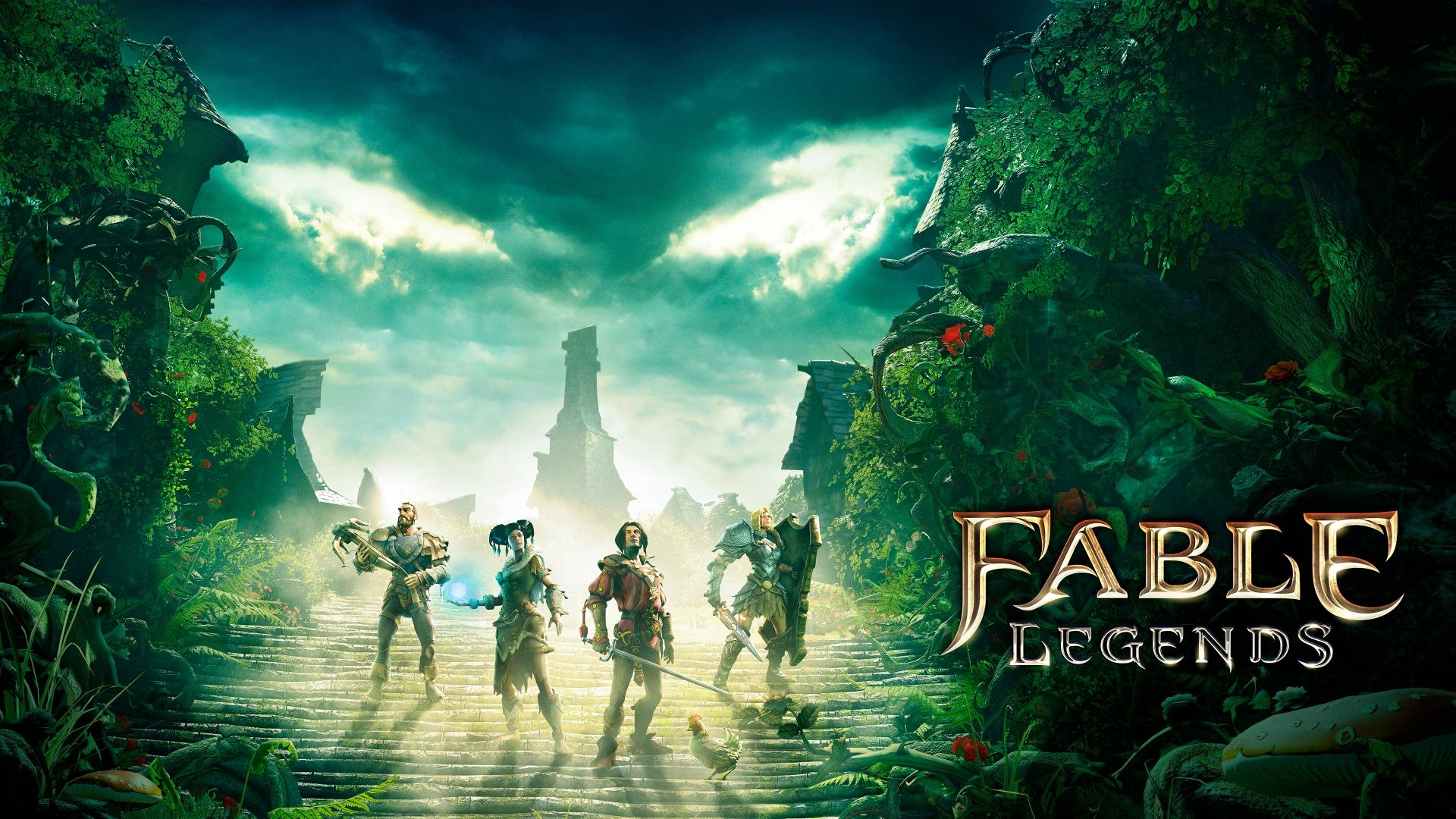 Fable Legends Game Wallpaper 1920x1080