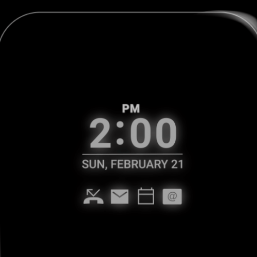 LG teases an Always-On Display feature for the G5 [Update: And new touch-enabled Quick Cover case!]