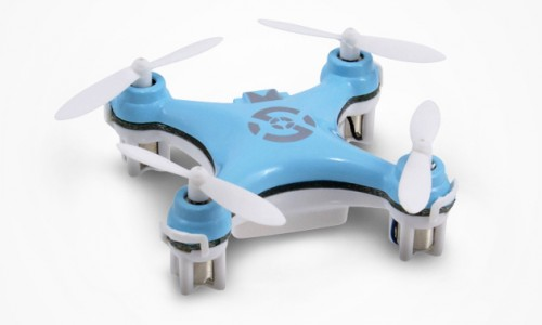 Impress everyone with the Ultra-Stealth Nano Drone