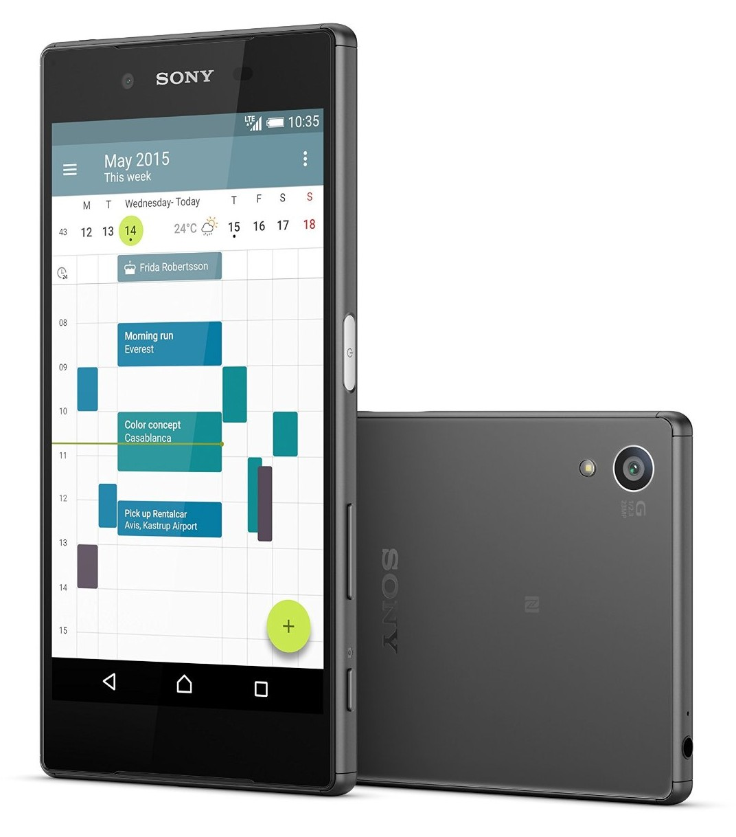 What has changed: Xperia Z5 vs Xperia X lines