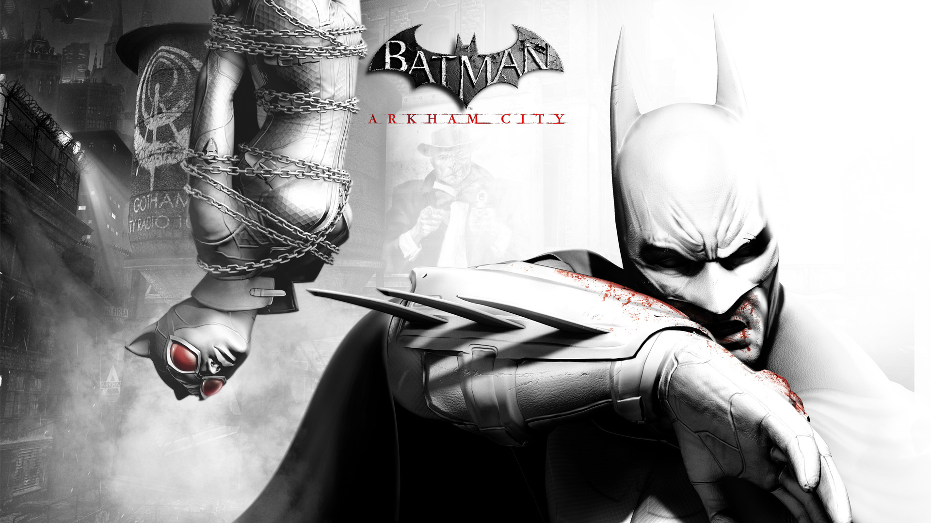 Hd wallpaper games -  Amazing Game Wallpaper 1 Batman_arkham_city_video_game Hd