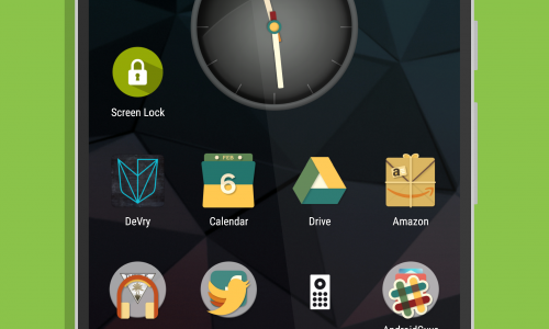 Screen Off Pro (Screen Lock) – Certainly locks screens. [Review]