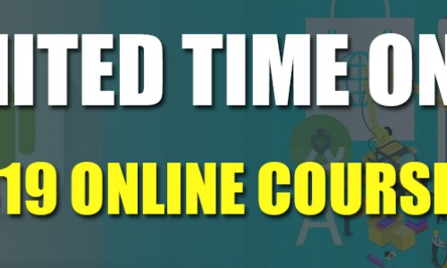 LIMITED TIME ONLY: Thousands of Udemy's online courses only $19 (Promo code inside!)