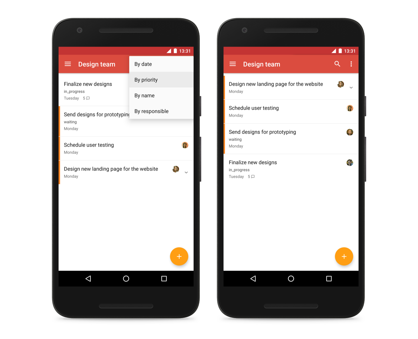 todoist how to show tasks completed today