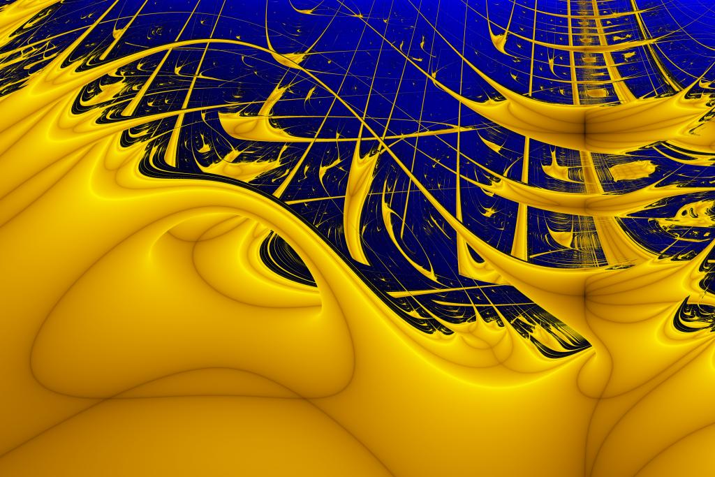 Lyapunov-fractal