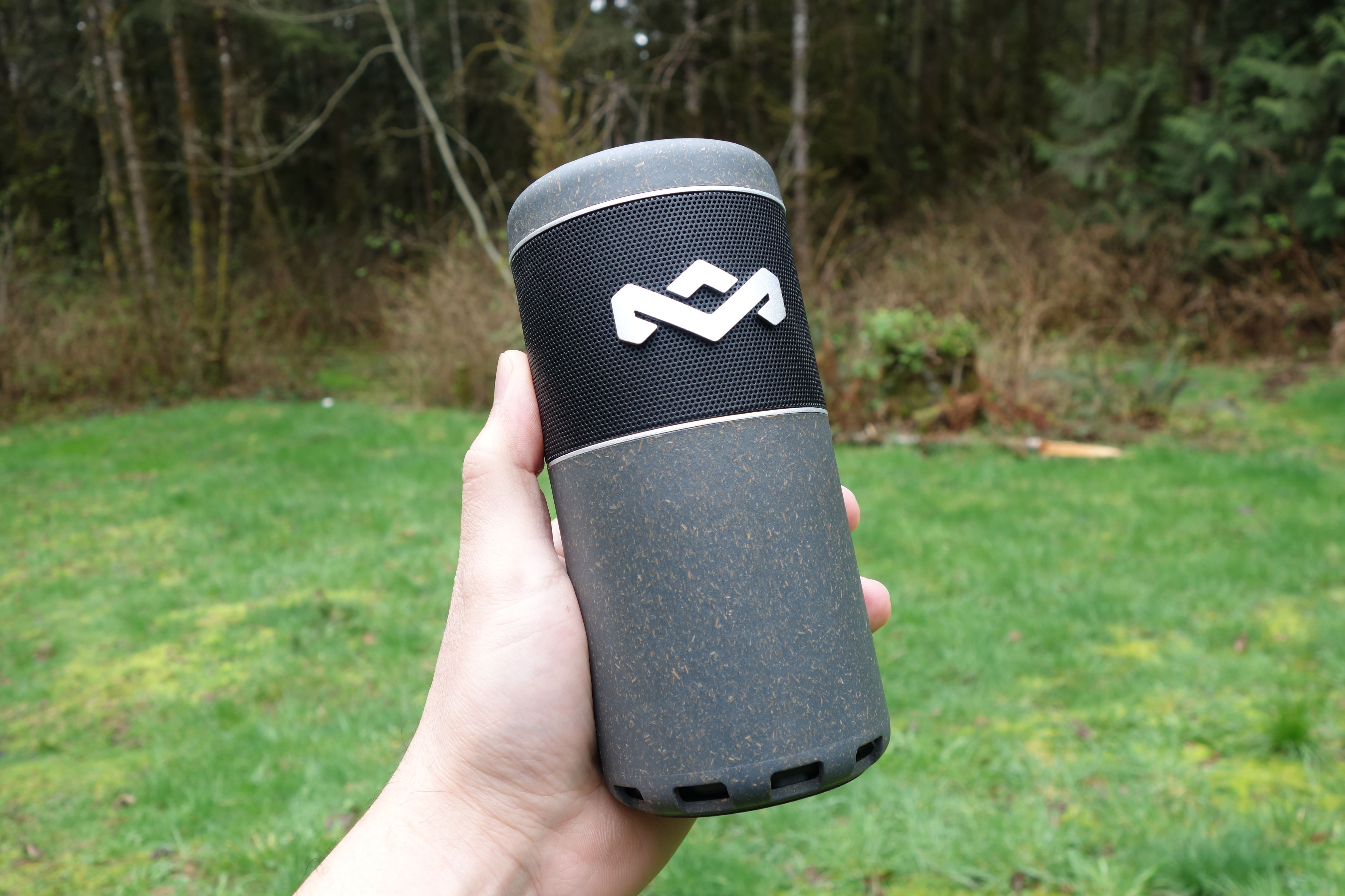 House of Marley Chant Sport speaker review