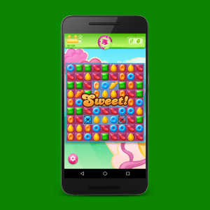 Candy Crush Jelly Saga Gameplay