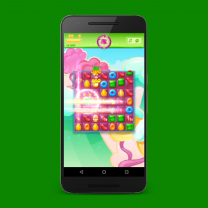 Candy Crush Jelly Saga Graphics
