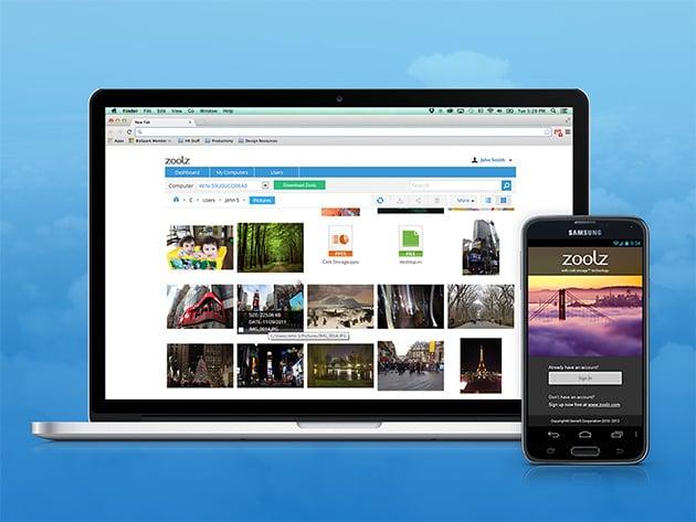 Lifetime 2tb Zoolz Cloud Storage Plan Just 45 Right Now
