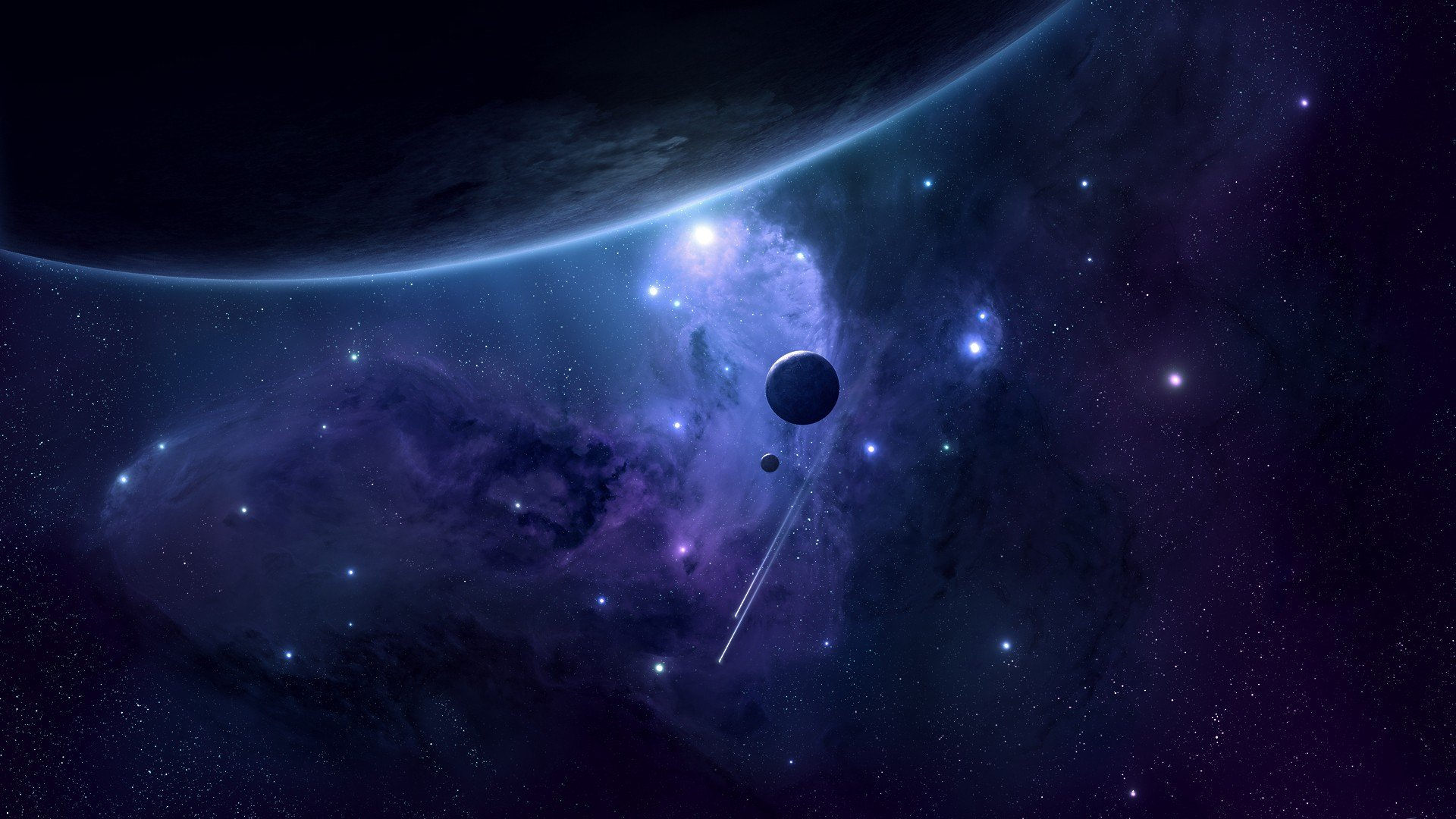 81 HD Cosmic wallpapers for your mobile devices