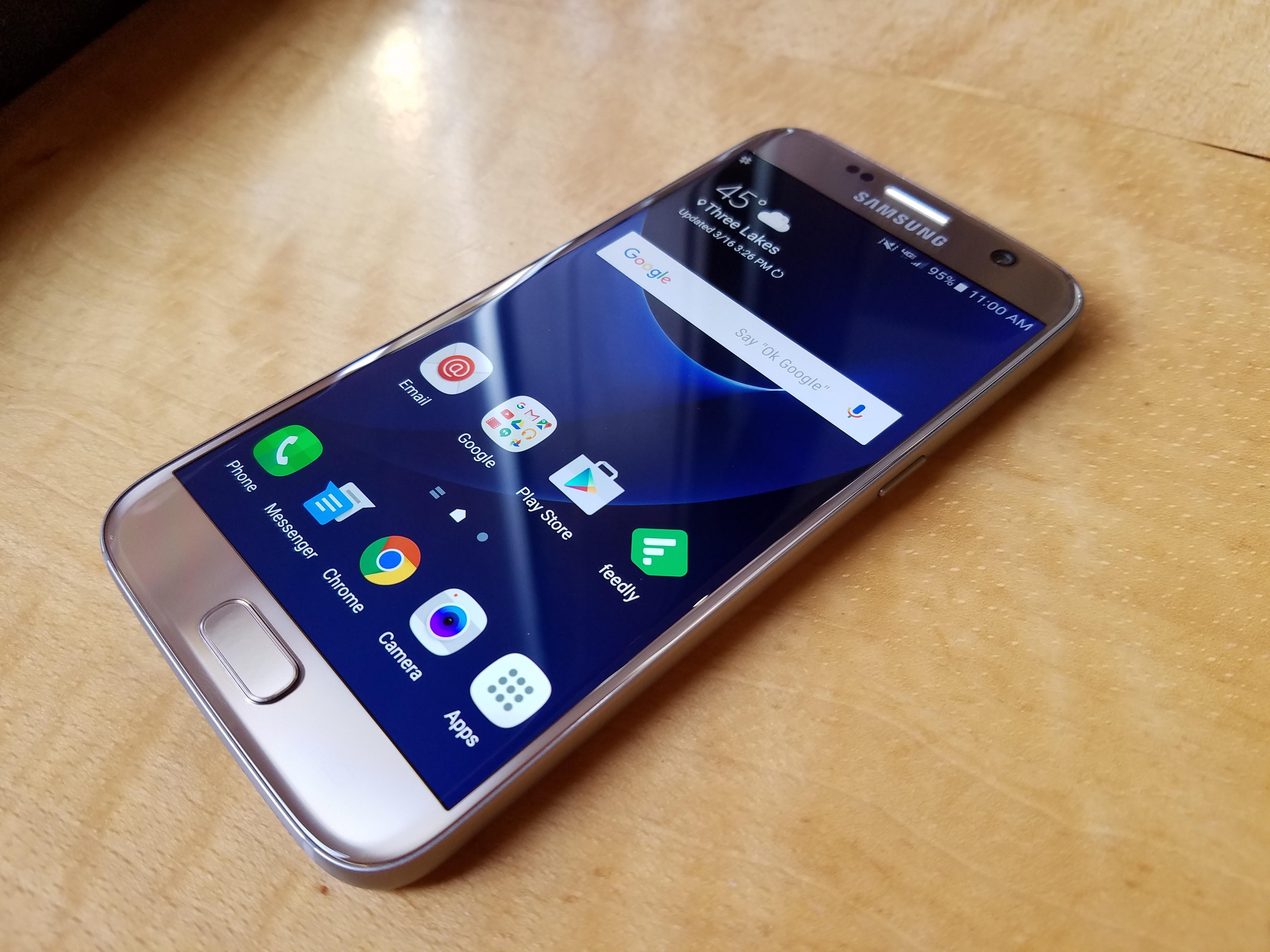 Samsung Galaxy S7 Smartphone Best Buy