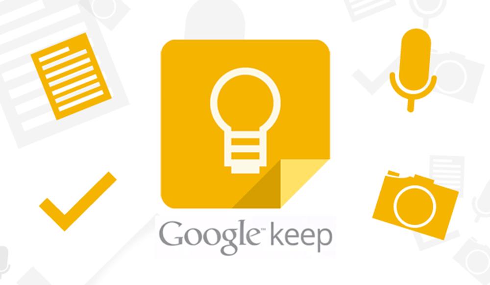 Koneknesia Blog - Update Google Keep: Indentasi Item Dalam Daftar
