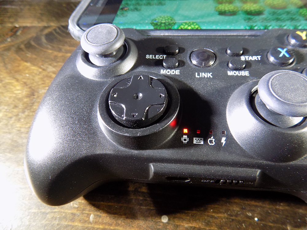Satechi Gamepad DPad