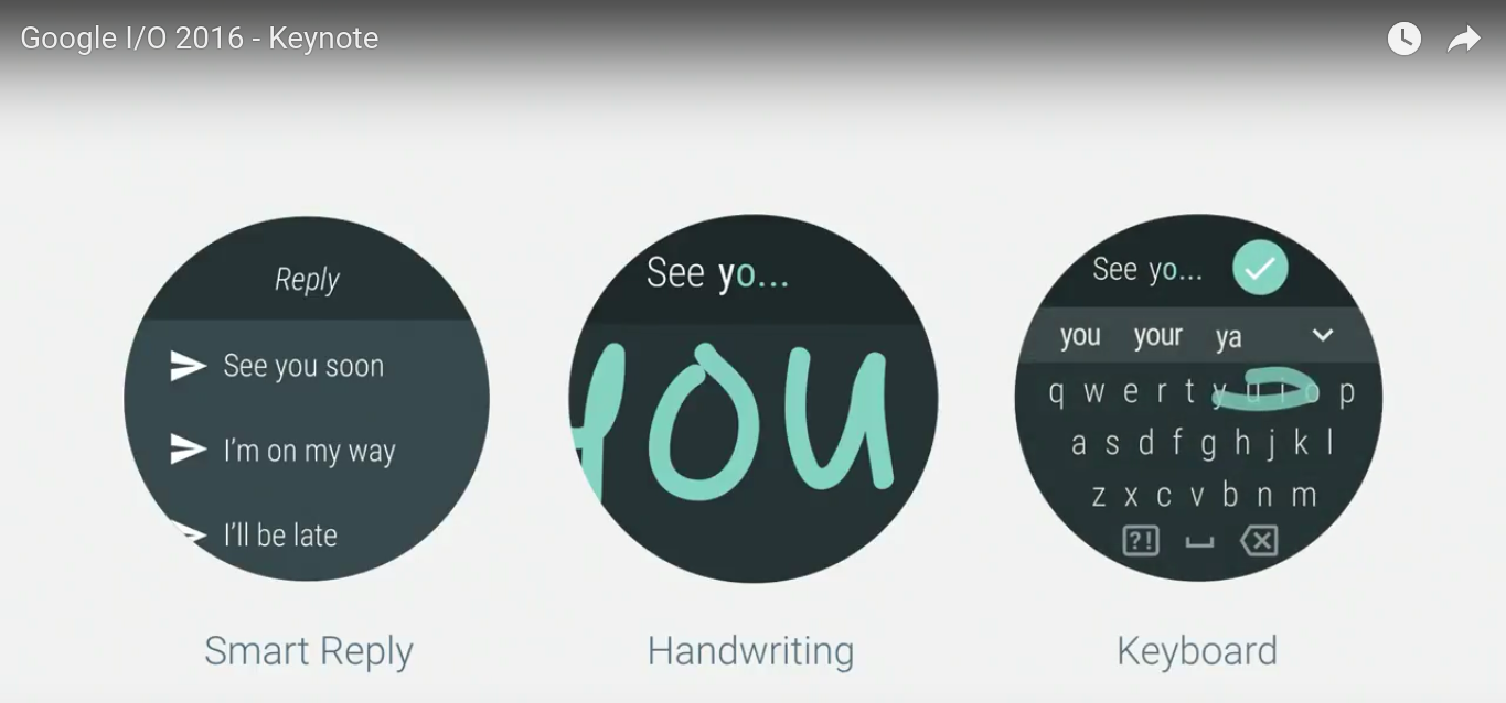 Google tipped to unveil two Android Wear 2.0 smartwatches ...