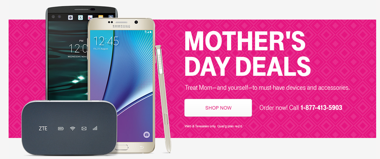 Get Your Mom A Free Tablet This Mother 39 S Day From T Mobile
