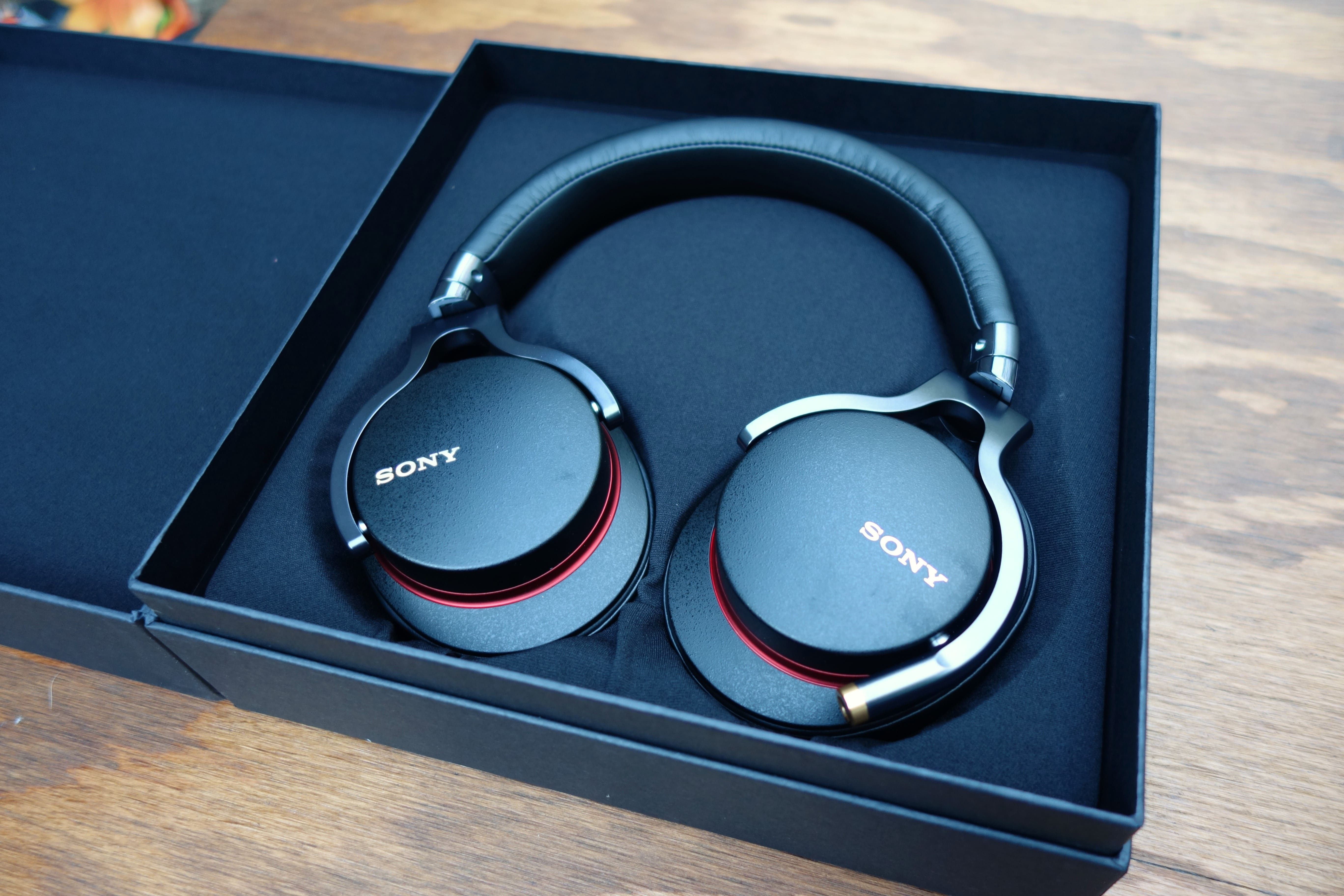 8e80124c089 The MDR-1A can be called Sony's signature over-ear headphone, or the  within-reason premium offering before things go into crazy expensive  audiophile ...