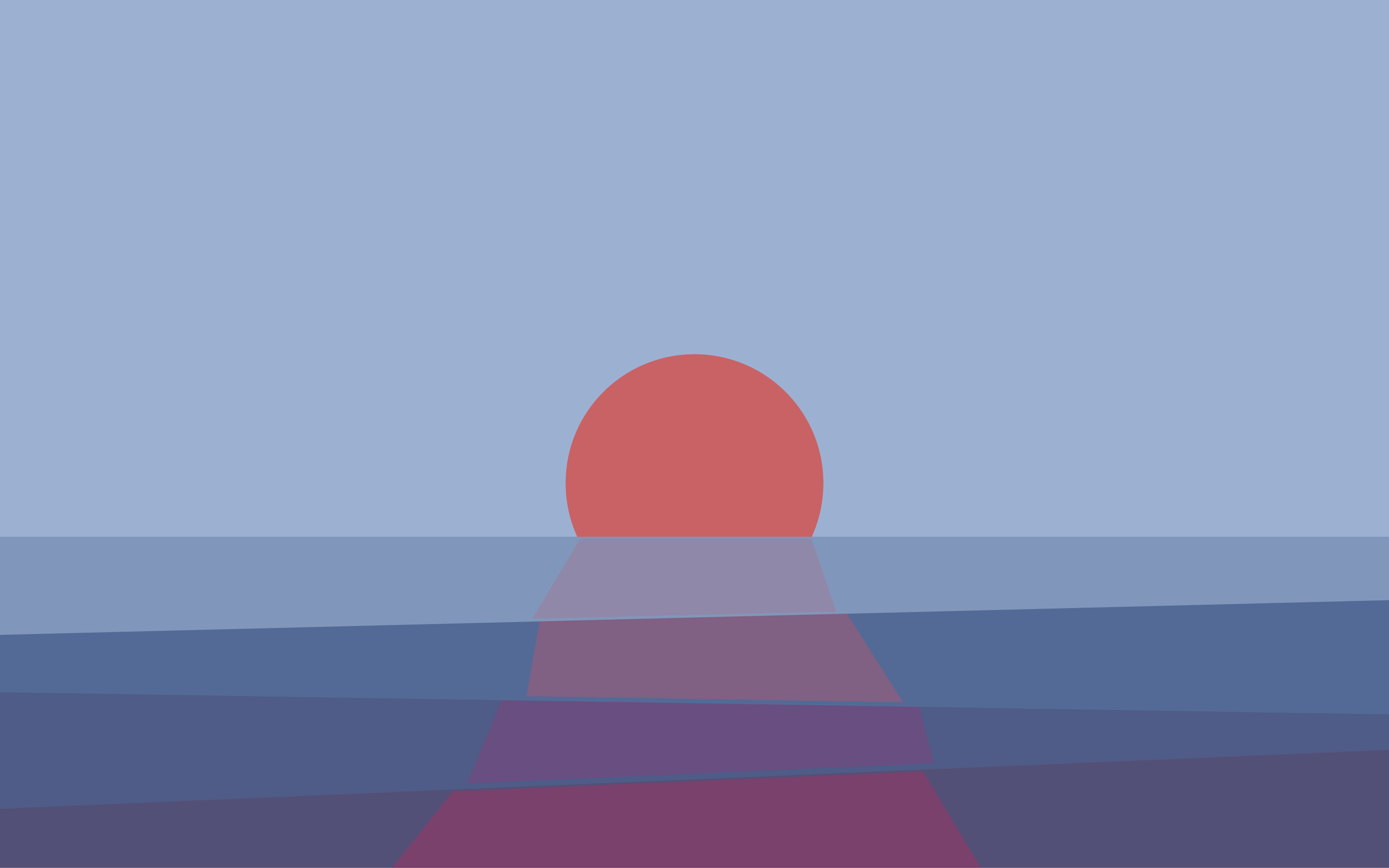 tumblr static summer sunset created by marilou poly lakeside wall whiteonblue minimal retro
