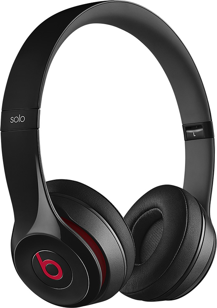 286734c9298 Best Buy is running a one day sale on these iconic Solo 2 headphones from  Beats. Known for its booming sound, most fathers would love to jam out in  these.