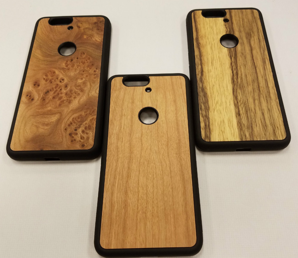 Cover Up S Woodback Cases Make Your Nexus 6p Look And