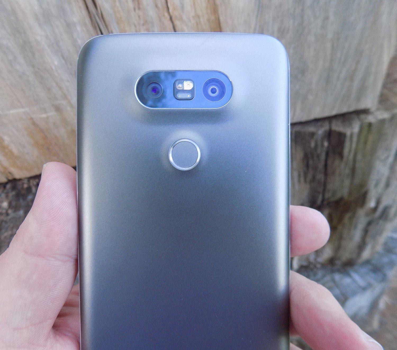 LG G5 cameras