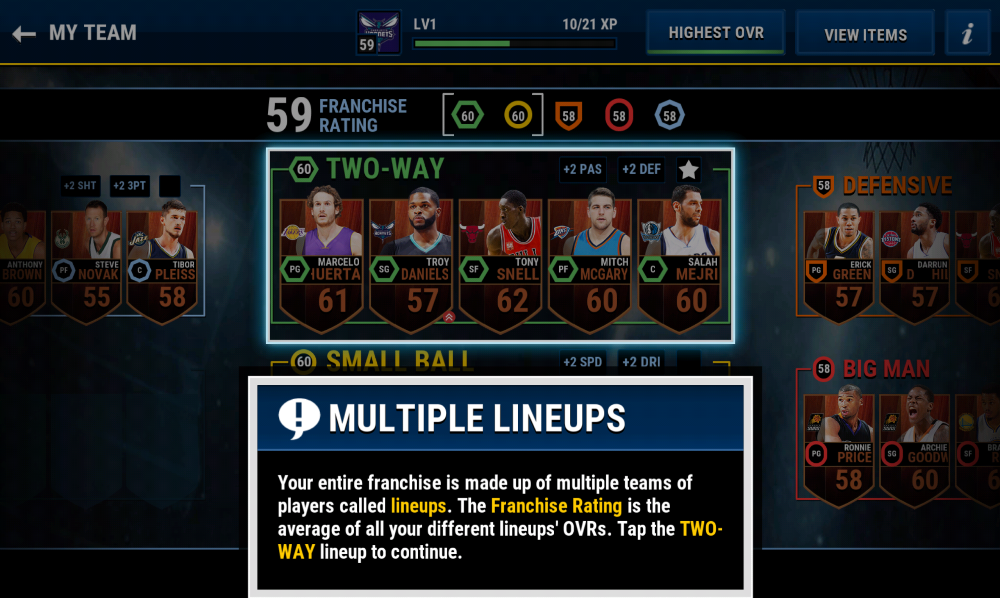 nba live mobile basketball in your pocket review