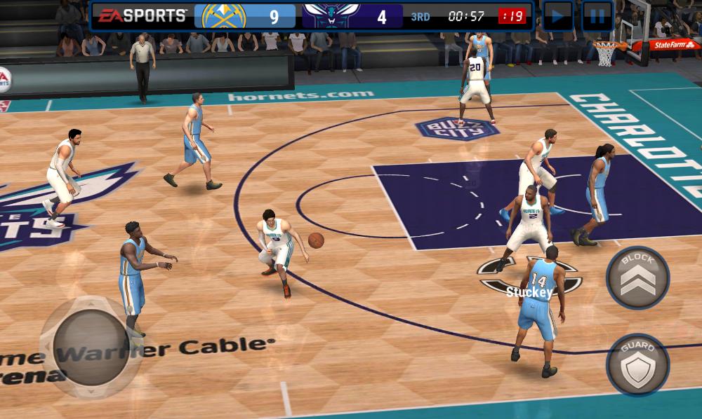 NBA14