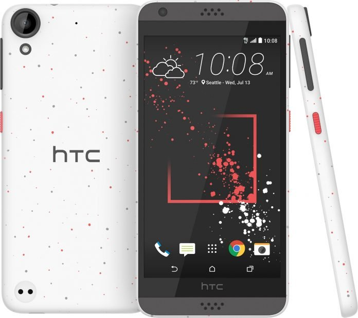 HTC Desire 530 Coming to the US Soon, Will Cost $179