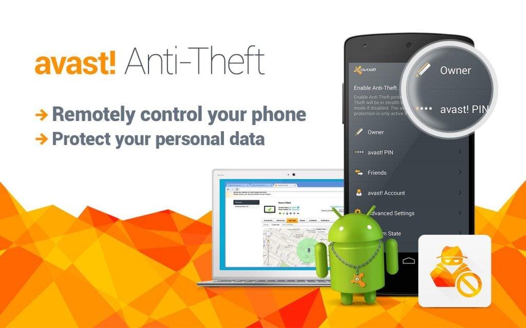 Avast-Anti-Theft