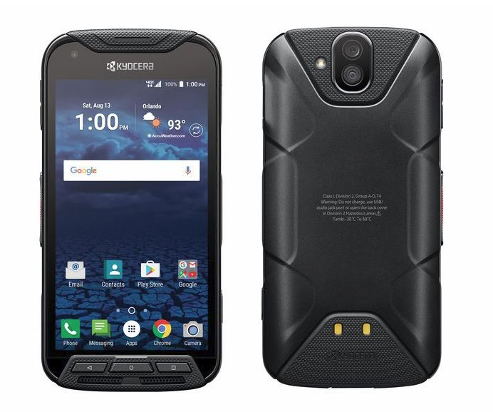 ATu0026T set to release the ultra rugged Kyocera DURAFORCE PRO on Aug ...