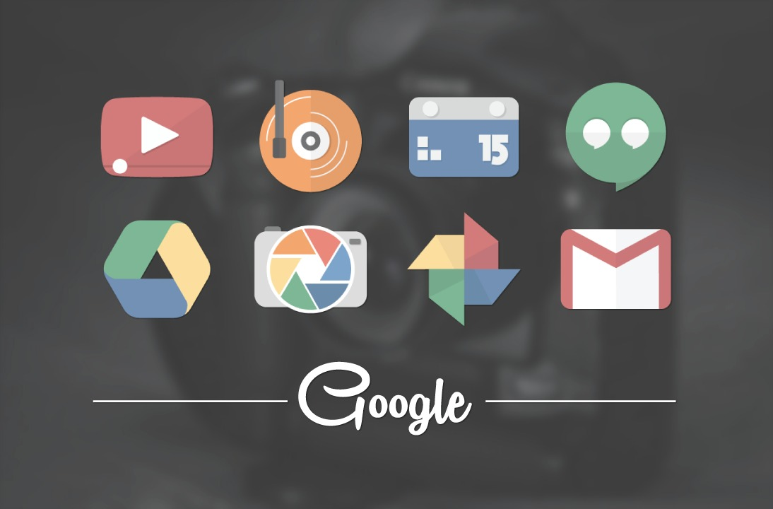 your android icon pack you should try magme instead