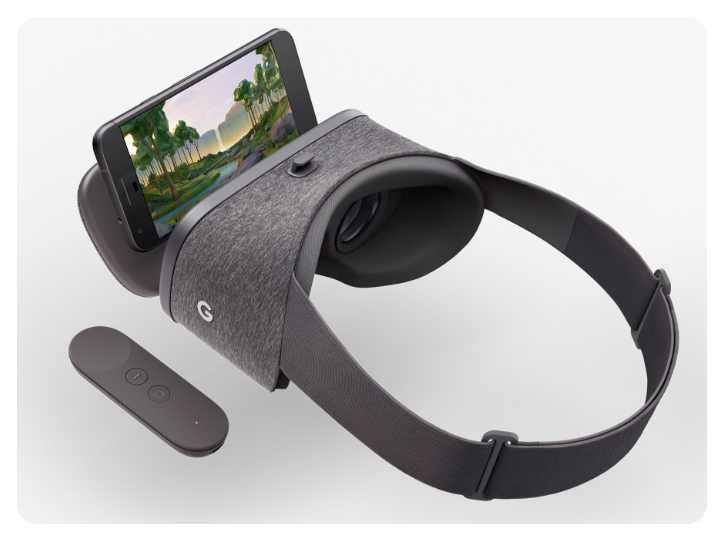 Google steps out of the box and into VR